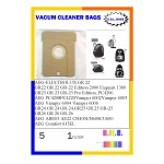 Vacuum cleaner bags for AEG GR.22-GR26 5pieces+1filter