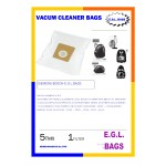 Vacuum cleaner bags for  SIEMENS BOSCH TYP.G   5pieces+1filter
